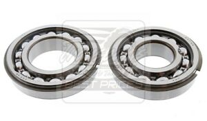 Ford Toploader Transmission Heavy Duty Max Load Input Output Shaft Bearings