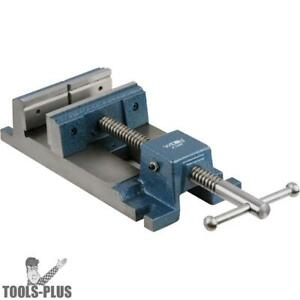 Wilton 63243 6 Versatile Drill Press Vise Rapid Nut W Stationary Base New