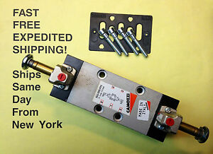 New Camozzi 962 000 p11 Valve Ships Same Day From Ny Free Expedited Shipping