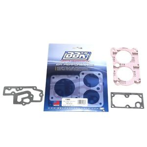 Bbk Performance 1583 Throttle Body Gasket Camaro Firebird Corvette Tpi Lt1 52mm
