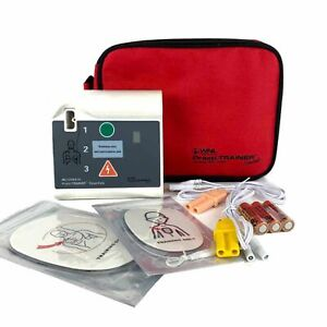 Aed Practi trainer Essentials Cpr Defibrillator Training Unit Wnl Wl120es10