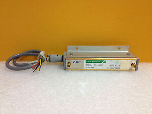 Weinschel 151 11 Dc To 4 Ghz 0 To 11 Db Sma f f Attenuator W Drive Cable