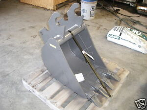 Mini Excavator Bucket 16 Fits Excavator 6000 10000 Lb New Usa Attachments