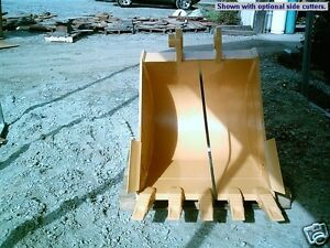 Excavator Bucket 36 Fits Excavator 24000 33000 Lbs New Usa Attachments