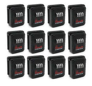 12 Vaultlocks Lockboxes Wall Mount Lock Box Numeric