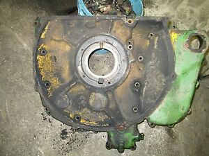 John Deere 730 Timing Gear Housing R20380r Ar20496r