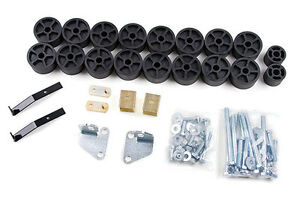 2003 2005 Chevrolet Gmc Silverado Sierra 1500 2wd 4wd 1 5 Zone Body Lift Kit