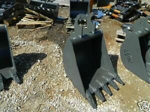 24 Quick Attach Bucket Built To Fit Kubota Kx 91 Excavator Guaranteed Fit