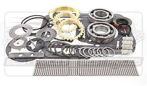 Ford T 18 T18 Transmission Rebuild Kit 23mm Wide Input Bearing W Synchro Rings