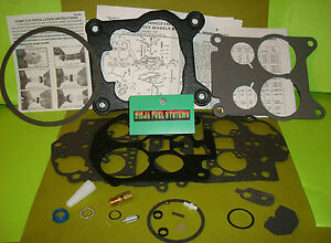 Gm rochester quadrajet oem new and used auto parts for for Bebop 2 motor repair kit