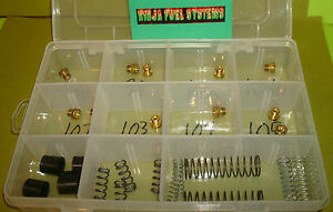 Carter Thermoquad Carburetor High Performance Tuning Kit Jets Springs 98 105
