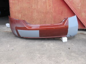 2006 2007 2008 2009 2010 2011 Honda Civic 2 Door Coupe Rear Bumper Cover Oem