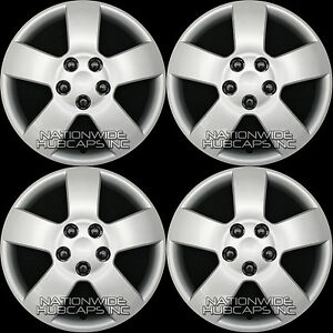 Set Of 4 Chevy Hhr Malibu Pontiac G6 16 Bolt On Full Wheel Covers Rim Hub Caps