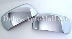 Chrome Mirror Covers For Dodge Grand Caravan Chrysler Town Country