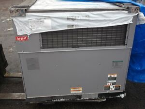 Bryant 3 5 Ton Cooling 90 000 Btu Package Unit 3 208 230v 3 Phase