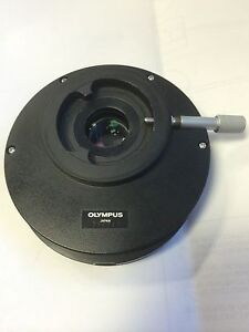 Olympus Microscope Bh2 ca Magnification Changer 1x 1 25x 1 5x Phase focusable
