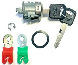 Ford Replacement Doors Or Tailgate Key Lock Cylinder W 2 Oem Oval Logo Keys