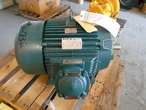 Reliance Electric Motor 7306229 001 akt1 30 Hp 3530 Rpm 575v New