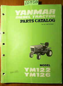 Yanmar Diesel Tractor | Rockland County Business Equipment and