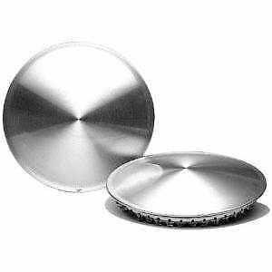Moon Disc Wheel Cover Hub Caps 15 Inch Wheels Set Of 4 New In Package