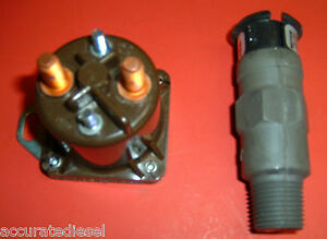 6 9l Ford Diesel Glow Plug Controller And Relay Kit 83 87