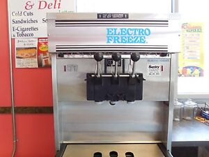 Electro Freeze 88t Cmt