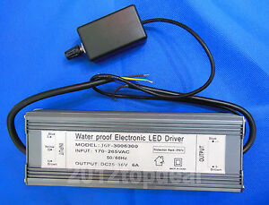 200w Ip67 Waterproof Dimmable Led Driver Ac170v 265v Input dc25v 36v 0 6a Conver