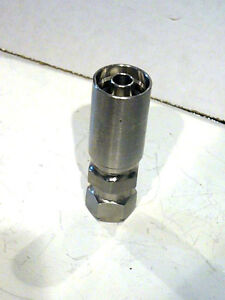 New e213jfc4 Parker Stainless Steel Polyflex Fitting Endfit 2213 8jic Subsea