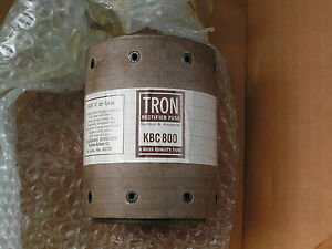 Bussmann Kbc 800 Tron Rectifier Fuse 800 Amp 600v Or Less New In Factory Box