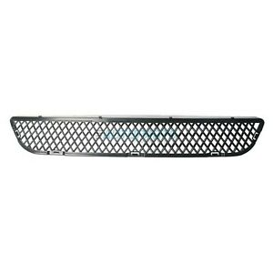 Front Bumper Cover Grille Fits 2006 2010 Jeep Grand Cherokee Ch1201107