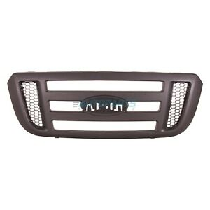 New Front Grille Black Fits 2006 2011 Ford Ranger Fo1200473