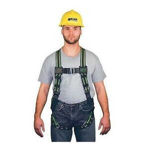 Miller E850ugnhw Duraflex Safety Harness W mating Stretchable Safety New