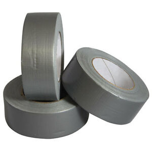 Duct Tape High Utility Strength 2 X 60 Yds 48mm 24 Rolls Per Case