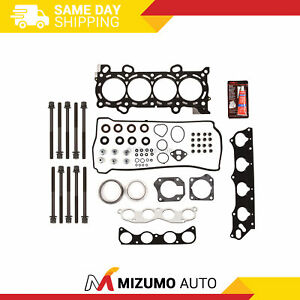 Head Gasket Bolts Set Fit 04 09 Honda Accord Cr V Element Acura K24z1 K24a2 A8