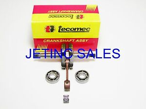 Crankshaft Kit Bearings Fits Partner K650 K700 Cutoff Saws