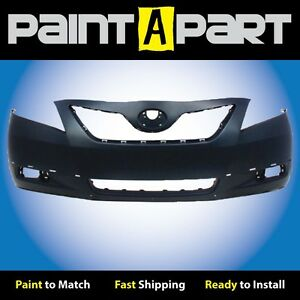 Fits 2007 2008 2009 Toyota Camry Se Front Bumper Cover Premium Painted