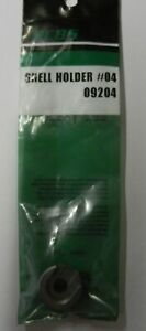 *NEW;  RCBS Shell Holder #04 #4;  09204;  257 Wby Mag 338 Win Mag 375 H $12.99