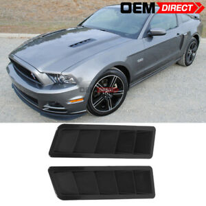 For Universal Hood Vent Vents Louver Trim 17 Inch X5 Inch