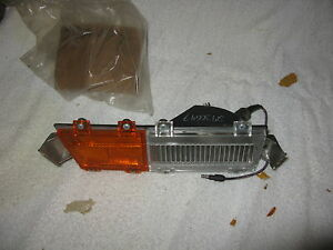 Nos Mopar 1969 Plymouth Fury Left Cornering Lamp Assembly