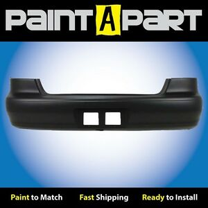 1998 1999 2000 2001 2002 Toyota Corolla Rear Bumper Cover premium Painted