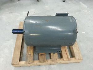 Baldor Eh2547t 60 Hp Electric Motor