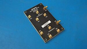 Anaren 4h0404 Nteb2601 A0800345 Assembly Combiner Dual 4 way 824 895 Mhz
