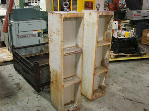 Tombstones Approx 60 Tall X 14 Wide X 14 Long Work Holding