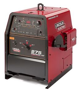 Lincoln Precision Tig 275 Tig And Stick Welder K2619 1