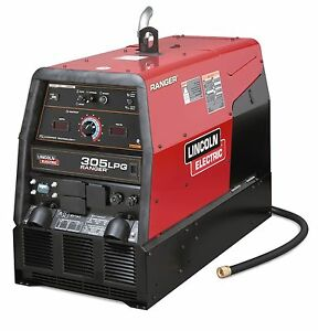 Lincoln Ranger 305 Lpg Engine Driven Welder K2937 1