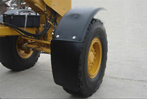 Caterpillar 120m 140m 2wd Front Steerable Style Motor Grader Fenders