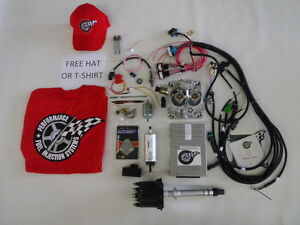 Efi Complete Tbi Fuel Injection System For Stock Small Block Chevy 305 5 0l