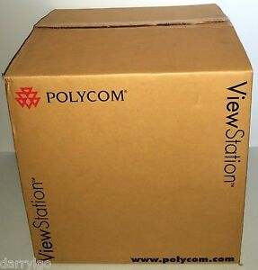 Polycom Viewstation Pvs 1422 Ntsc Camera V 35 Interface complete W accessories