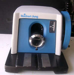 Reichert jung 820 ii Histocut Microtome