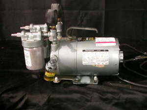 Gast Vacuum Pump Model Number Unknown For Parts